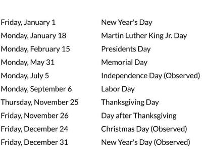 2021-holidays